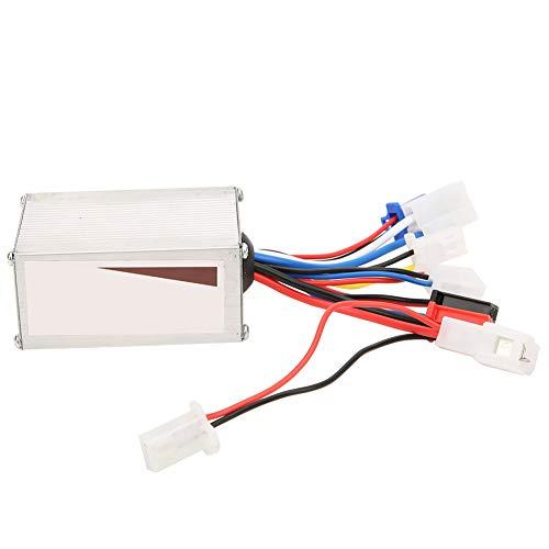 Regulador del Cepillo de Velocidad de Motor 24V / 36V / 48V para Vespa Bicicleta Eléctrica 250W / 350W / 50W (tamaño : 24V-500W)