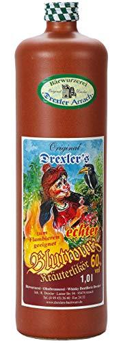 (30,50€/L) Original Drexler's echter Blutwurz | 60% vol. | 1l.
