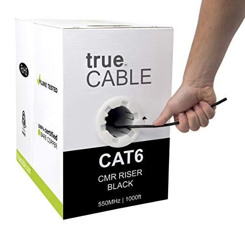 1000 ft cat6 cable plenum - 9