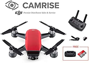 DJI Spark and Remote Combo (RED)