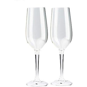 GSI グラス ネスティングシャンパンフルート 2個セット 11872031000000