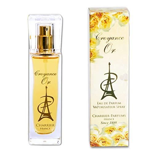 Parfum Charrier 'Croyance Or' pour Femme