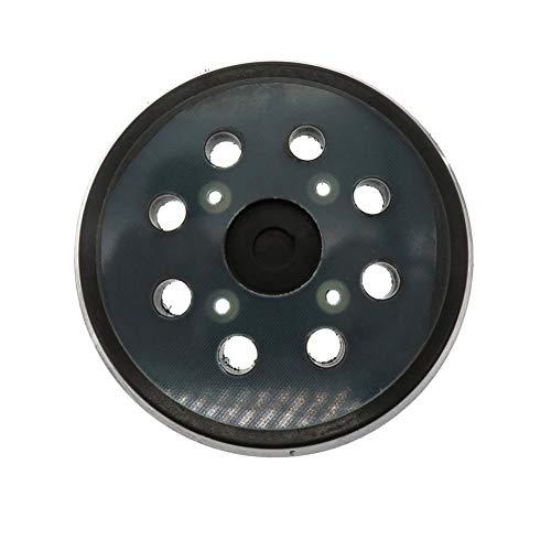Almohadillas de respaldo de lijado de 5 pulgadas y 125 mm y 8 agujeros Almohadilla de lijado de 4 pernos Pulido y rectificado para accesorios de herramientas eléctricas abrasivas Makita