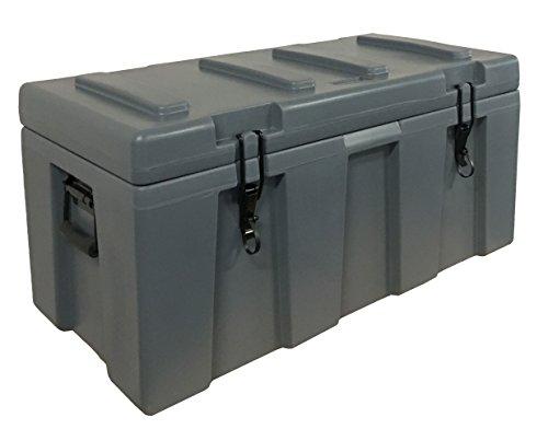 Tool & Storage Chest | Pelican Weatherproof Storage Box (Size - 31x15x15) - Grey
