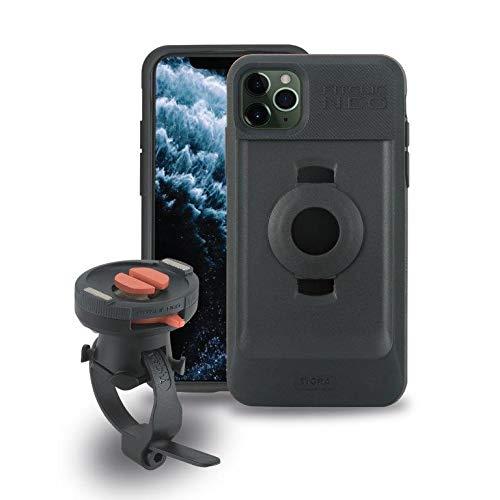 TIGRA - Cover Iphone 7/8 Protezione Waterproof Fissaggio Fitclic