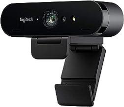 Logitech BRIO Stream USB 3.0 Nero Webcam