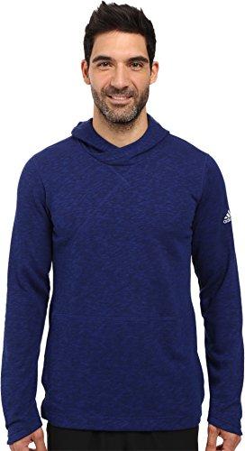 Sudadera con capucha para hombre Adidas Cross-Over - F1611BBM460B, Crossover Sudadera con capucha, XXL, Unity Ink