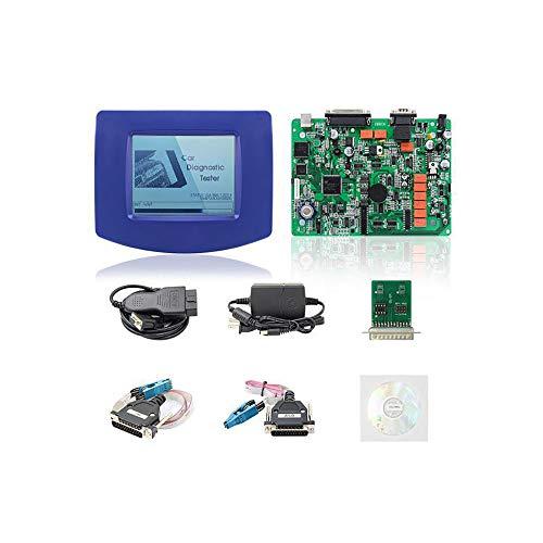 Kilometerzähler-Kalibrierungswerkzeug des Diagnosewerkzeugs,Mehrsprachige Unterstützung, Adapter St01 St04 Und Kabel Obd2 Cable,Automatischer Programmierer Für Die Haupteinheit Vieler Autos