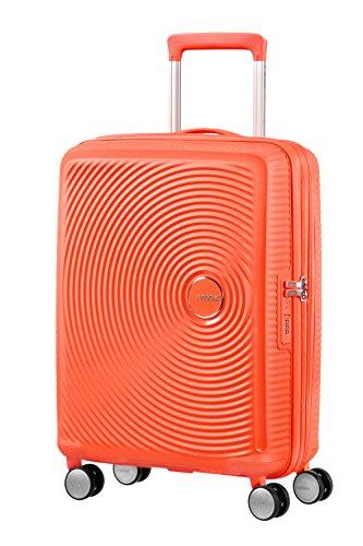 [アメリカンツーリスター] スーツケース キャリーケース サウンドボックス スピナー 55/20 TSA EXP 機内持ち込み可 保証付 35L 55 cm 2.6kg スパイシーピーチ