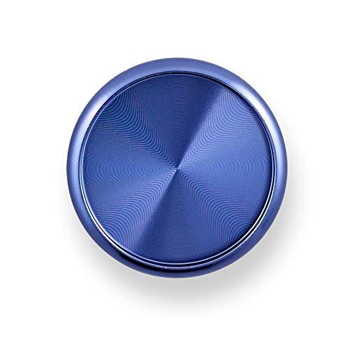 Levenger Aluminum Circa Discs 1-Inch Set of 11, Cobalt (ADS5225 CB)