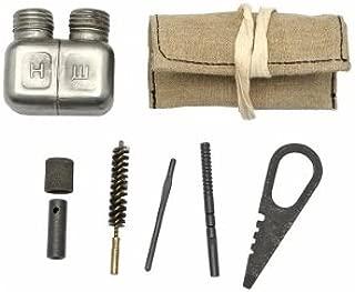 Original Surplus Mosin Nagant Russian Cleaning Maintenance Kit W Oil Bottle