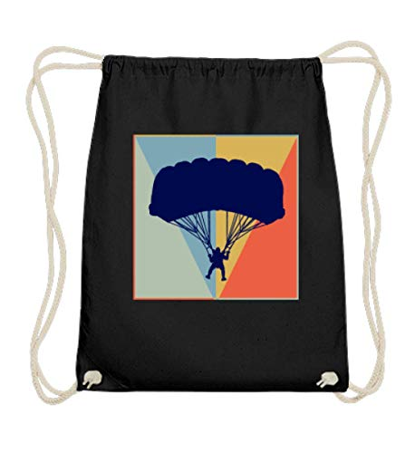 Chorchester Paragliding Fans Aufgepasst - Baumwoll Gymsac