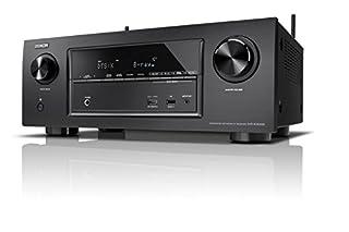 Sintoamplificatore HD con Dolby HD e DTS:X Funzionalità di rete Alta potenza, finali a discreti Funzioni Multi Room Bluetooth, Spotify Connect