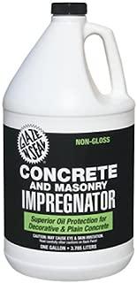 Glaze 'N Seal 743 Clear Concrete & Masonry Impregnator Gallon, Plastic Bottle, 128 fl. oz.