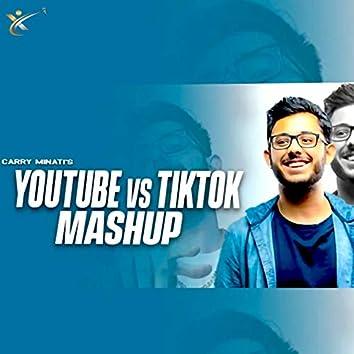 Youtube vs Tiktok Mashup