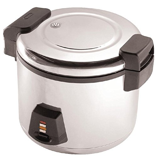 Buffalo 985 Cuisinière à riz professionnelle, 6L