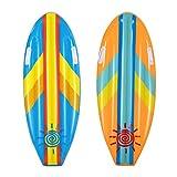 Bestway- Tavoletta da Nuoto per Bambini Sunny Surf, Multicolore, 42046