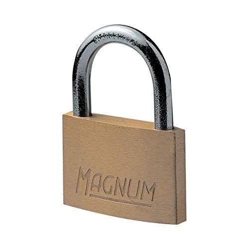 Master Lock CAD40 Magnum Candado de Latón Macizo a Llave
