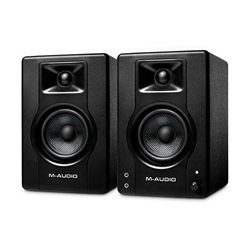 M-Audio BX3 Pair - Par de Monitores de estudio / Altavoces para PC de...