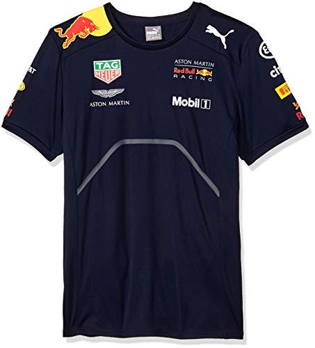 Puma RBR Team T-Shirt, Hombre, Night Sky, XL