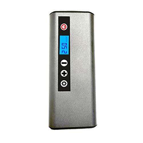 NXYJD 150PSI Smart Inalámbrico Inflatable Bomba de la Bomba de la luz de retroiluminación de la iluminación de Emergencia Banco Portátil Portátil Portátil Bomba de neumáticos