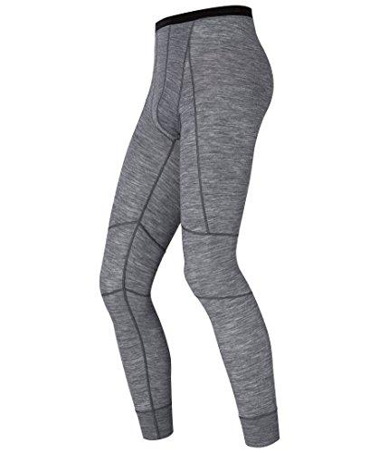 Odlo Revolution TW Light Pants Pantalon De Sport Homme, Multicolore (Grey Mélange 15700), 48 (Taille Fabricant: X-Large)