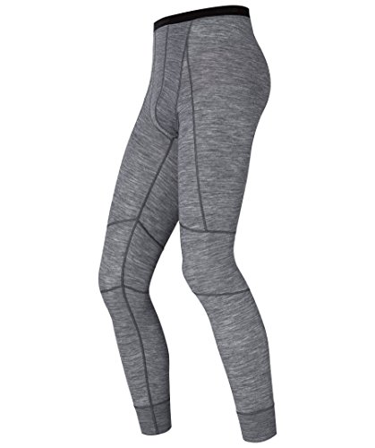 Odlo Revolution TW Light Pants Pantalon De Sport Homme, Multicolore (Grey Mélange 15700), 48 (Taille Fabricant: X-Large)