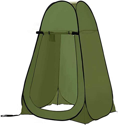 GLNB Vestir Libre del estallido de Tiendas de campaña de Habitaciones Shower- Privacidad WC portátil Tienda de la Playa Cambio Sol sombrilla - Mochila de bebé al Aire Libre Refugio con Techo de