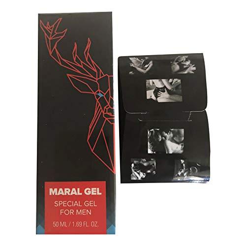 Maral Gel 50 ml nouvelle formule pour homme