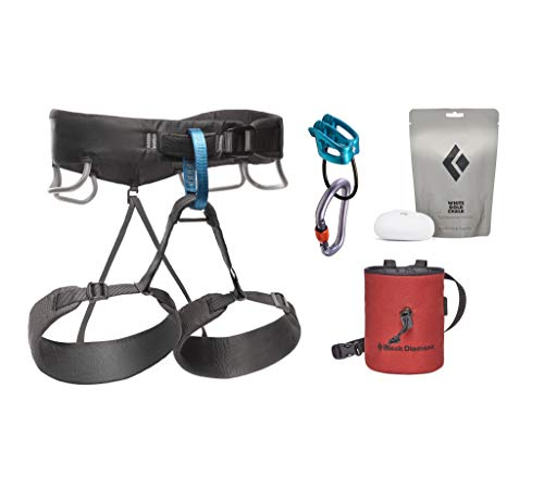 Black Diamond Momentum Harness Package - Baudrier Homme
