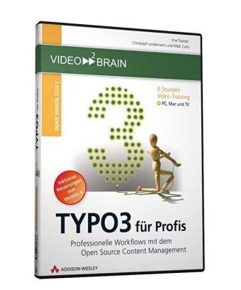 TYPO3 für Profis [import allemand]