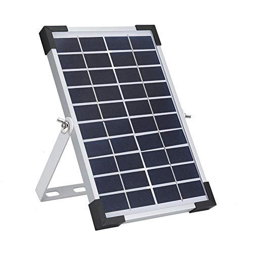 Biitfuu Kit de Bomba de Aire con energía Solar, Bomba de Aire de Agua Solar 5W Panel Solar para circulación de Agua de jardinería