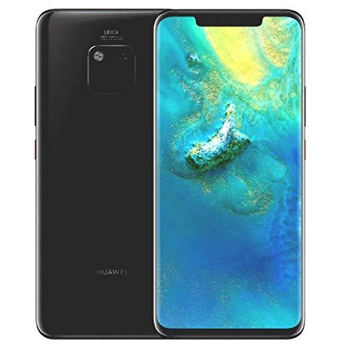 Huawei Mate 20 Pro Smartphone da 128 Gb, Marchio Tim, Nero [Italia]