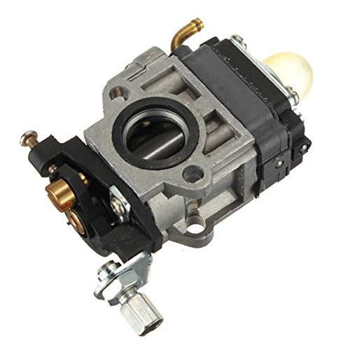 ZYTANG Ajuste de reemplazo para Cepillo Trimmer 43cc a 50cc carburador carburador 15mm