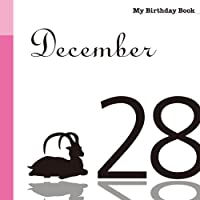 12月28日 My Birthday Book