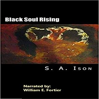 Black Soul Rising audiobook cover art