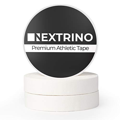 Nextrino Athletic Finger Tape (White) - XL 30' Rolls...