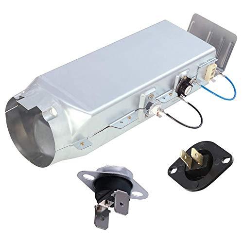 Huante DC97-14486A - Conjunto de conducto de calefacción para calentadores de secadora