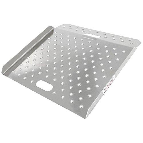 Guardian Industrial Aluminum Curb Ramp 36