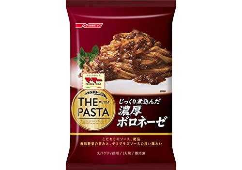 【冷凍】日清フーズ マ・マー THE PASTA じっくり煮込んだ 濃厚ボロネーゼ X5袋