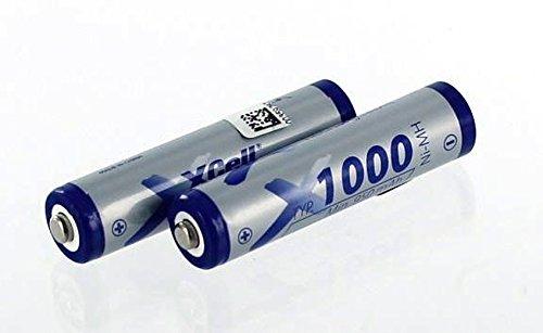 Akkuversum Akku kompatibel mit Audioline DECT 4800 D, Telefon/Festnetz NiMH Batterie