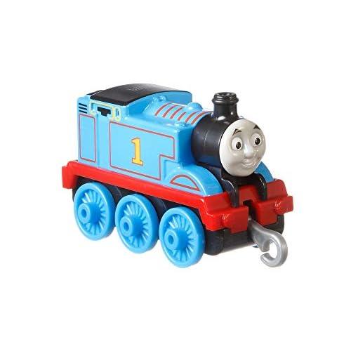 Thomas and Friends Veicolo con il Connettore per Collegarlo ad Altri Trenini, Compatibile con Piste e Playset per Treni, Giocattolo per Bambini di 3+ Anni, i Modelli Possono Variare, FXW99