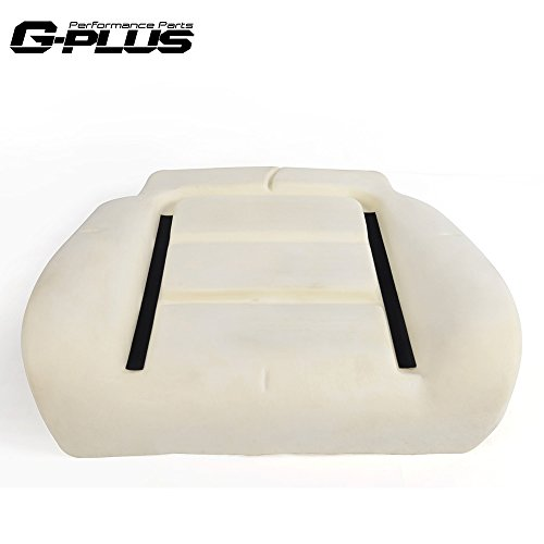 G-PLUS for Ford F250 F350 F450 F550 Super Duty 2001 2002 2003 2004 2005 2006 2007 Front Left Driver Side Seat Bottom Cushion Pad OEM Replacement