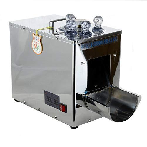 cgoldenwall dq-104 Elektrische kruidensnijmachine met Chinese kruiden snijmachine Ginseng Cutter slice vorm en sterkte verstelbaar 110 V/220 V 110V