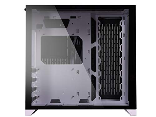 Lian Li PC-O11DW 011 Dynamic Tempered Glass on The Front Chassis Body SECC ATX Mid Tower Gaming...