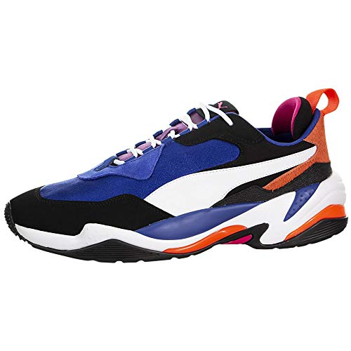 PUMA Men's Thunder Sneaker surf The Web wh, 10.5 M US