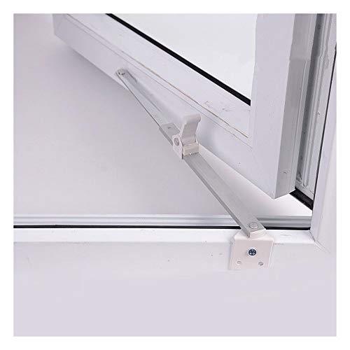 COEUGE Fenster, Tür, Restrictor, Teleskop Fenster Feste Limiter, Winkel-Controller-Tür-Fenster-Zubehör