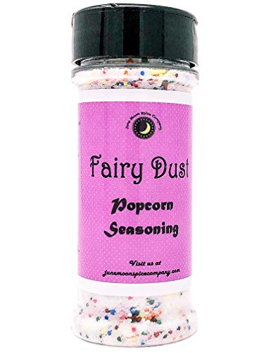 Great Deal! Premium | FAIRY DUST Popcorn Seasoning | Large Shaker | Calorie Free | Fat Free | Satura...
