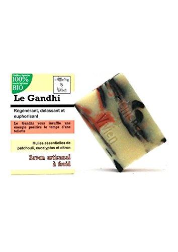 Clémence & Vivien Savon à Froid Gandhi 100 g