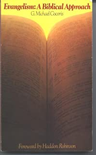Evangelism: A Biblical Approach